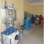Materials and Concrete Lab
