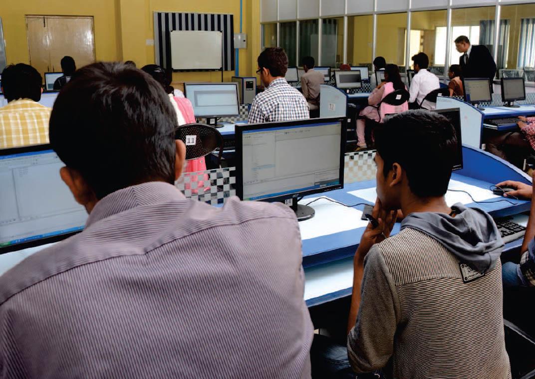 Good Engineering Colleges In Bangalore Dept Of Cse Acsce