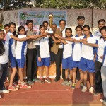VTU Bangalore zone Volleyball runners