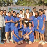 VTU Bangalore XZone Volley Ball winners
