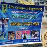 Sports meet Banner