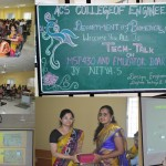 Techtalk  by Miss.Nitya.S on 31st October 2015