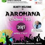 AAROHANA-2017 -1