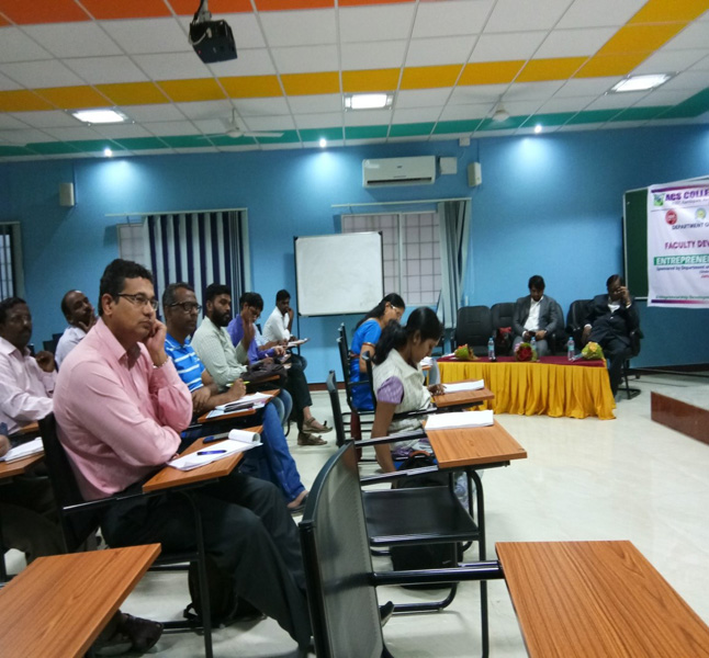 Intellectual Property Rights: One Day National Level Faculty Development Workshop On