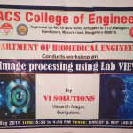Image Processing using Lab VIEW