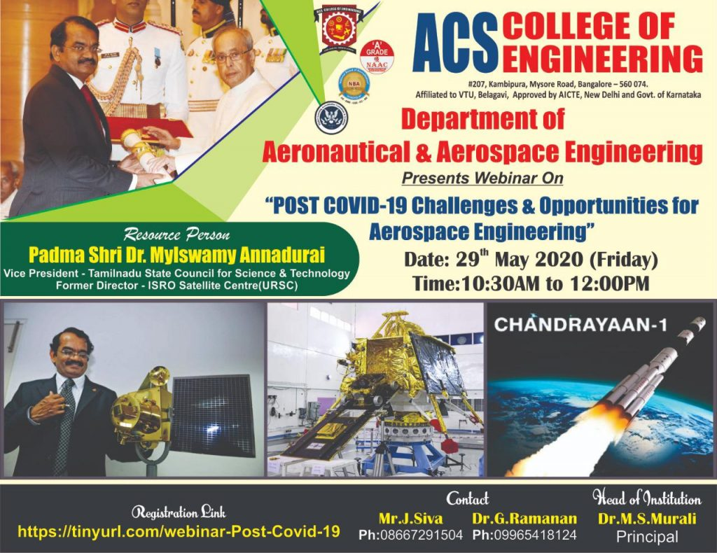 Challenges and Opportunities for Aerospace Engineering