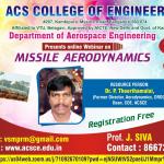 Missile Aerodynamics