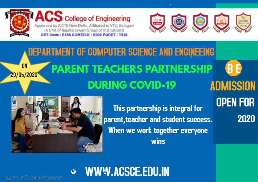 Parent Teacher Partnership During Covid-19