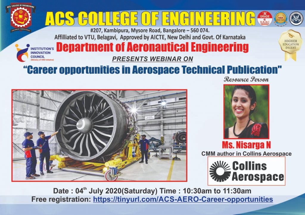 Career Opportunities in Aerospace Technical Publication