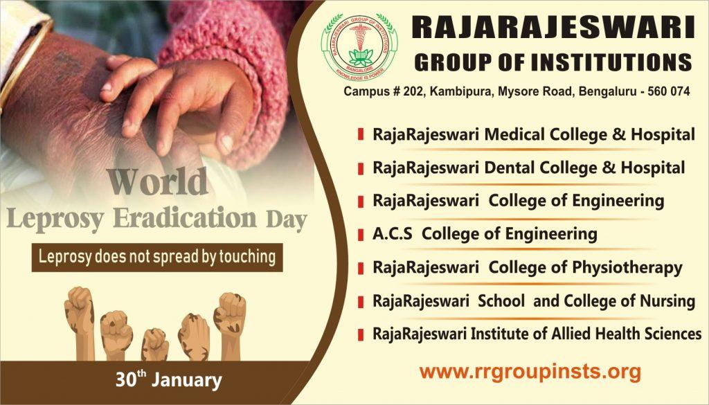 World Leprosy Eradication Day