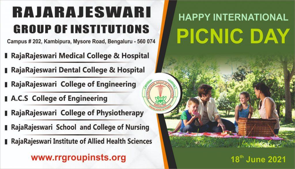 International Picnic Day RRGI