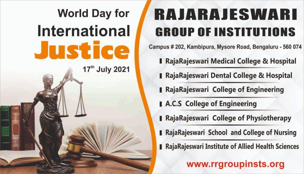 International Justice Day