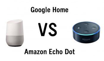 Google Home Vs amazon Echo - The Smart Gadget